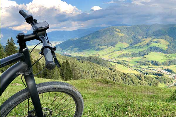 Zell am See Summer Mountain Biking