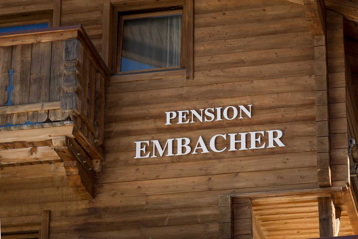 Pension Embacher Guesthouse Bed & Breakfast