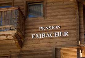 Pension Embacher Frühstückspension
